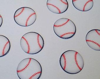 Baseball Confetti (50 Count)