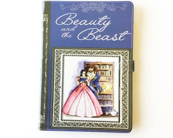 Beauty and the Beast Book iPad, iPad mini, iPad Air, iPad Pro case