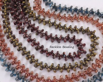 Frolicking Farfalles Necklace Tutorial