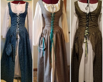 Custom Made Renaissance Costume