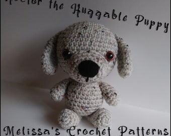 Ready to Ship ~ Hector the Huggable Puppy