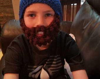 Bearded Beanie - All Sizes and Colors