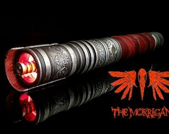 DCSabers The Morrígan custom lightsaber