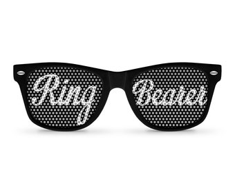 Ring Bearer Retro Party Sunglasses