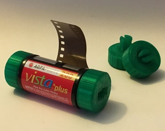 35mm to 120 spool convertors for vintage film cameras