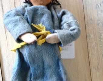 Antique Russian Cloth Doll