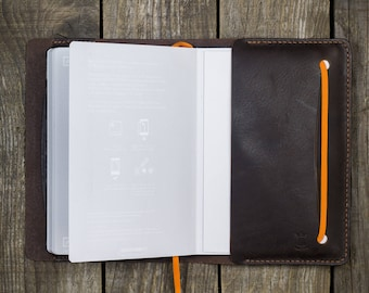 Leuchtturm1917 Leather Cover, Moleskine Cover, Handcrafted, Notebook cover, BUJO cover, Distressed leather, Full grain