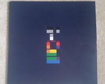 Coldplay (VINYL) - X&Y lp (import/2x album)
