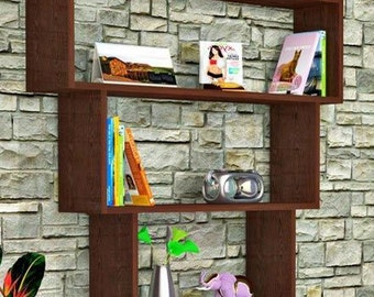 bookshelf,wall decor,bookcase,wall bookshelf,modern bookcase