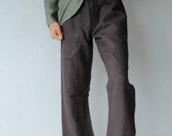 Men's 100 percent hemp short pants (3 sizes) P 1435 pc8PgjU42