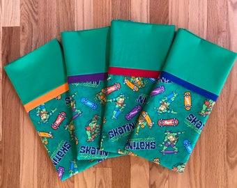 Teenage Mutant Ninja Turtles Pillowcases
