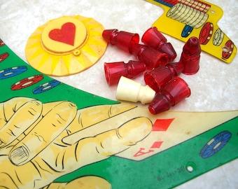 Pinball Machine Parts - Vintage Pinball Machine Parts - Arcade Game Parts - Robot Parts