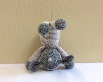 LAMB Crochet, Crochet Little Lamb, Crochet Animal, Valentine Gift, Baby Shower Gift, Baby Photo Prop, Nursery Decor, Australian Gift, Ing