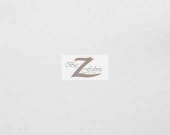 """Solid Acrylic Felt Fabric - WHITE - Sold By The Yard - 72"""" Width"""