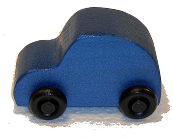 Wooden Toy VW Car, VW  Toy Car for Boys and Girls, Children and Toddlers Wooden Car, Ideal  Birthday gift