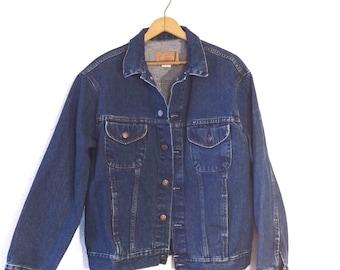 Vintage Gap jean jacket/90s Gap Pioneer denim jacket