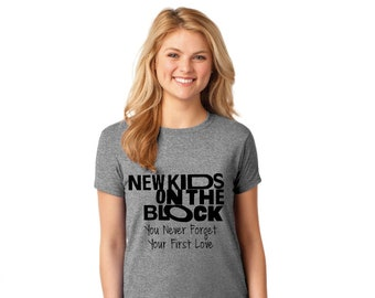 New Kids on the Block Shirt