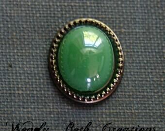 Mint Green Pearl Tribal Belly Dance Bindi