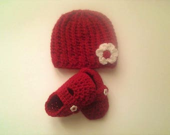 baby girl booties baby girl Hat