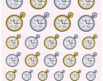 Clock Stickers - Mind Wave Stickers - Reference F849-50F1212F1483F1566F1696F2762