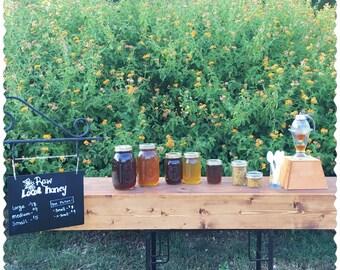 Raw Local Honey/ No Additives/ Organic/Georgia/ Summer Season/ Farm/ Fresh/ Buckwheat/ Christmas Gift/ Natural/ Perservative Free/ Under 25/