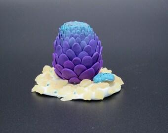 Dragon egg Ice