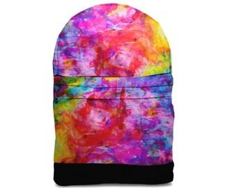 SALE! Watercolor backpack bag