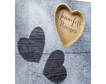 Flour Heart Recipe Binder