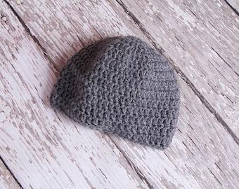 Basic Beanie Crochet Pattern