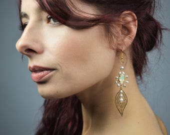 Arielle earrings / Mother's Day gift