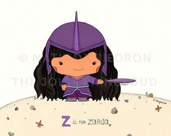 Z is for Zarda