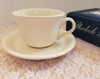 Pfaltzgraff Stratus Coffee Tea Cup and Saucer Set