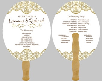 SET of Love Laughter and Happily Ever After Wedding Hand Fans - Wedding Favors - Custom Hand Fans