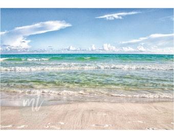 Seagrove Beach Scene, Florida