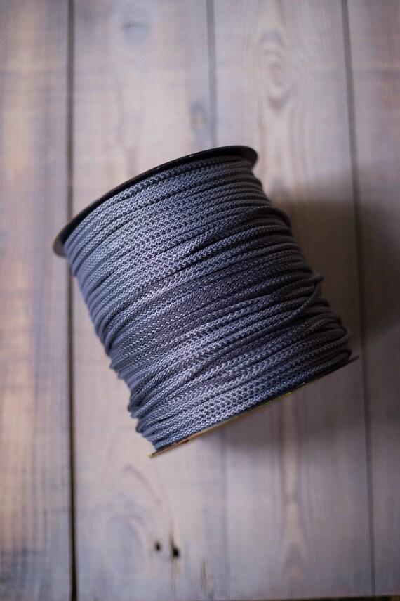 MIX GREY cord- macrame cord- knitting supplies- knitting yarn- crochet rope- chunky yarn- diy projects- craft projects- rope cord #12/15