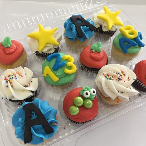 Teacher Appreciation Cupcake Sampler (Pick Up Only)