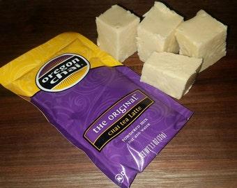 Chai Latte Fudge Half Pound
