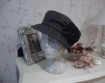 Casual Country Tweed Hat