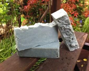 Portland Rain Natural Soap Bar 5 oz Made in Oregon