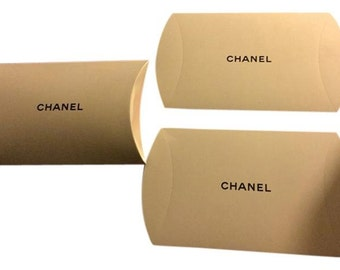 100% AUTHENTIC CHANEL Gift Boxes Set of 3 New