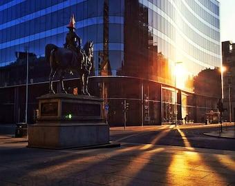 110 Queen Street, Glasgow.