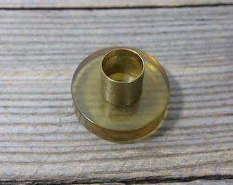 Art Deco bakelite or resin drawer pulls, vintage amber colored pulls, priced individually. Vintage, hardware, pulls, drawer pulls, bakelite