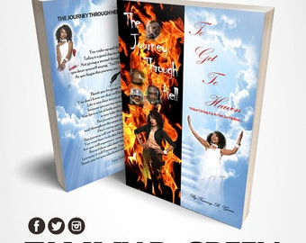 THE BOOK...The Journey Through Hell To Get To Heaven... How To Endure When Giving Up Is Not An Option... By Tammy R Green
