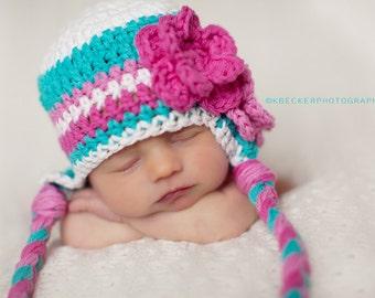 girls hat, newborn girl hat, baby hat, newborn hat, baby girls hat, girls hat, newborn hat, newborn hat, baby hat, crochet baby hat