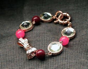 Bright colors bracelet