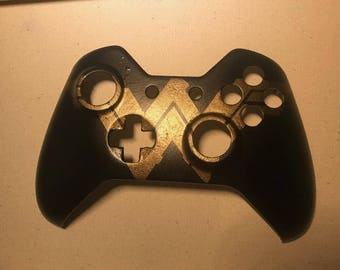 Wonder Woman Faceplate for Xbox One Controller