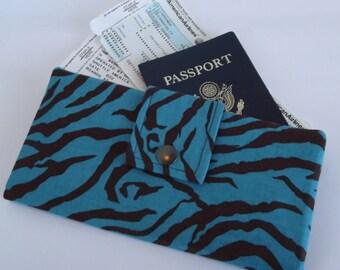 Reduced Dollbirdies Long Boarding Pass Passport Wallet