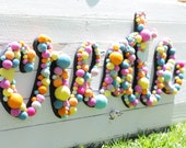 """36"""" wall letters emb..."""