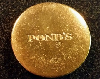 Ponds Vintage Small Rouge Compact