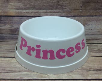 Personalized Dog bowls, Personalized Cat bowls, Personalized pet bowls, Dog food bowls, Pet food bowls, Pet water bowls